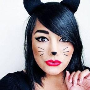 макияж на хэллоуин фото 32