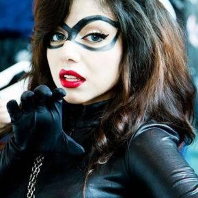 макияж на хэллоуин фото 34