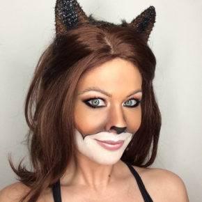 макияж на хэллоуин фото 39