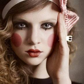 макияж на хэллоуин фото 40