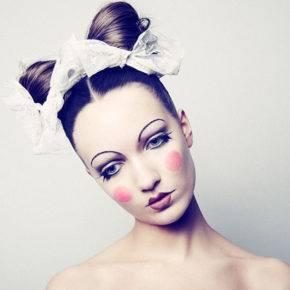 макияж на хэллоуин фото 43