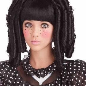 макияж на хэллоуин фото 45