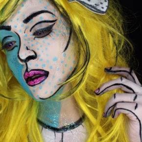 макияж на хэллоуин фото 47