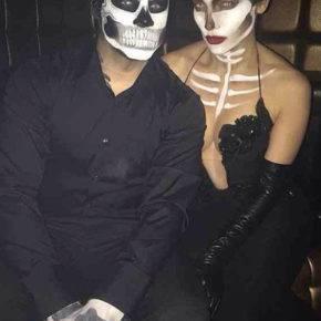 макияж на хэллоуин фото 53