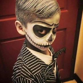 макияж на хэллоуин фото 56