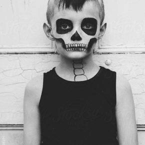 макияж на хэллоуин фото 70