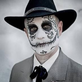 макияж на хэллоуин фото 77
