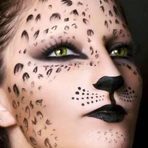 макияж на хэллоуин фото 87