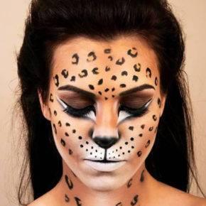 макияж на хэллоуин фото 88