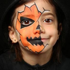 макияж на хэллоуин фото 92