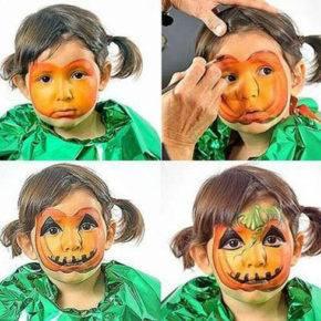 макияж на хэллоуин фото 93