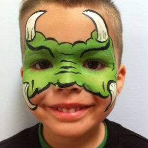 макияж на хэллоуин фото 97