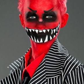 макияж на хэллоуин фото 100