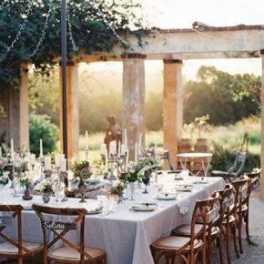 свадьба в стиле прованс фото 006