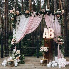 свадьба в стиле шебби шик фото 006