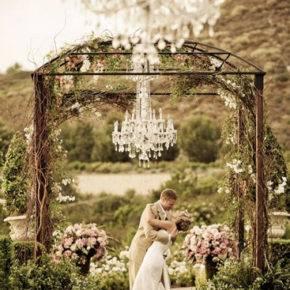 свадьба в стиле шебби шик фото 007