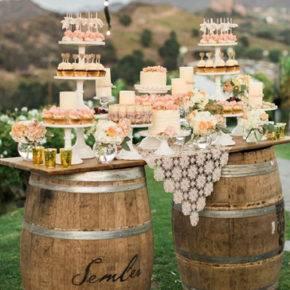 свадьба в стиле шебби шик фото 008