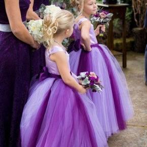 фиолетовый цвет свадьбы фото 024