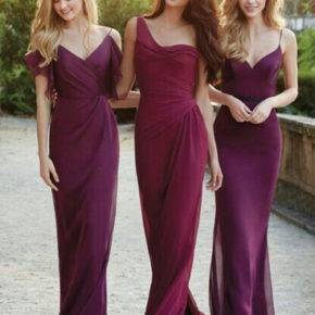 фиолетовый цвет свадьбы фото 028