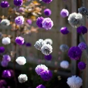 свадьба в фиолетовом цвете фото 034