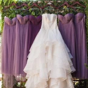 сиреневое платье на свадьбу фото 044