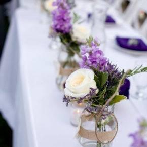 фиолетовая свадьба фото 054