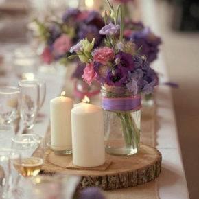 свадьба в фиолетовом цвете фото 058