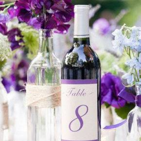 свадьба в фиолетовом цвете фото 059