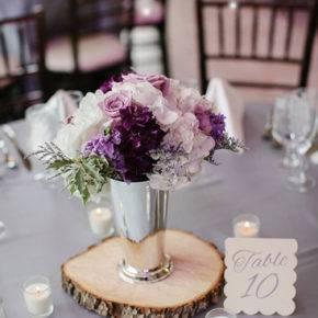 свадьба в фиолетовом цвете фото 062