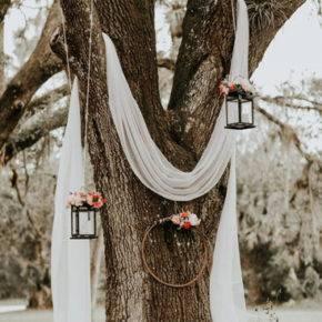 свадьба в стиле рустик фото 021