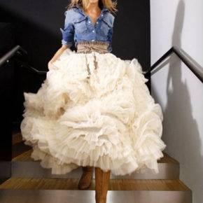 свадебное платье в стиле кантри фото 033