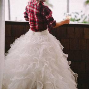 свадебное платье в стиле кантри фото 036