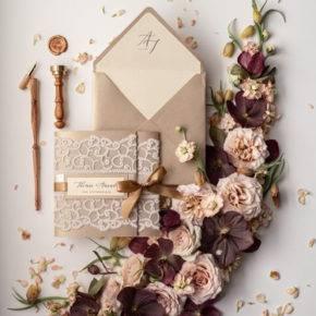 пригласительные на свадьбу в стиле рустик фото 039
