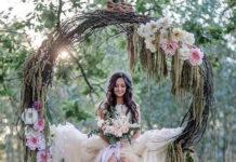 свадьба в стиле рустик фото 053