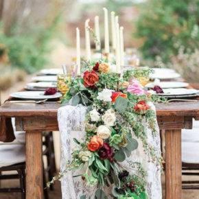 свадьба в стиле рустик фото 106