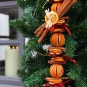 как украсить елку на новый год фото 016