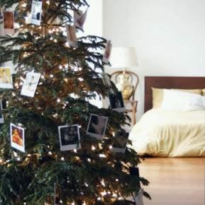 как красиво украсить елку фото 041
