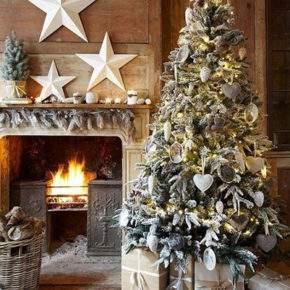 новогоднее оформление дома своими руками фото 003