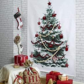 украшение дома к новому году фото 010