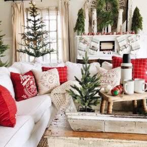 украшение дома к новому году фото 016