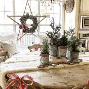 как украсить дом на новый год фото 021