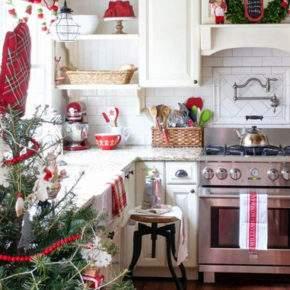 как украсить дом на новый год фото 022
