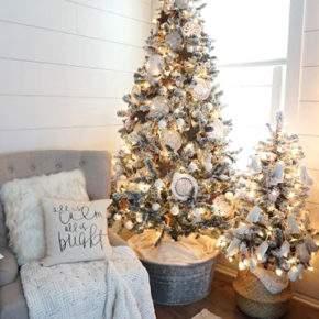как украсить дом на новый год фото 025