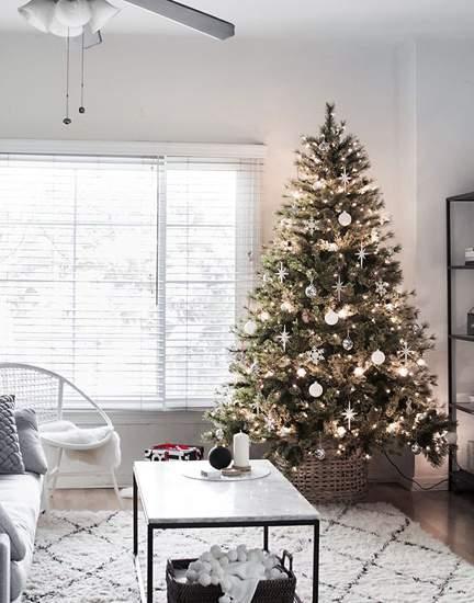 как украсить дом на новый год фото 026
