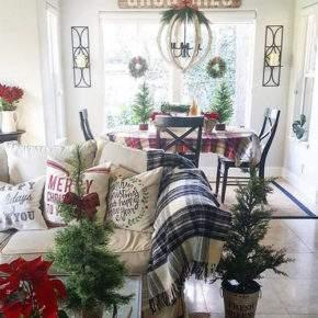 как украсить дом к новому году фото 030