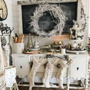 как украсить дом к новому году фото 034