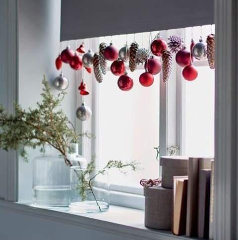 как украсить дом на новый год своими руками фото 049