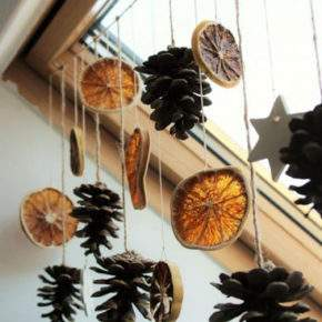 как украсить дом к новому году фото 056