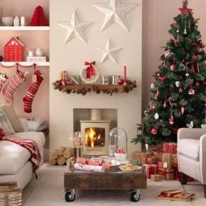 новогоднее украшение квартиры фото 013
