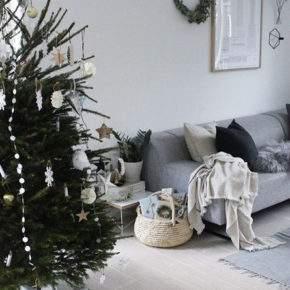 украшение квартиры на новый год фото 019